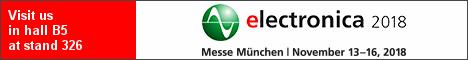 Electronica 2018 - Munich, Germany
